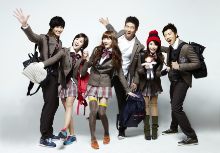 KDrama Dream High (2011)