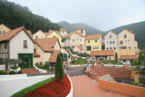 Petite France, Gapyeong, Gyeonggi-Do