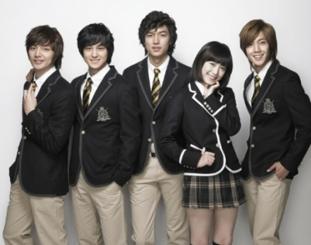 Kdrama Boys Before Flowers (2009)