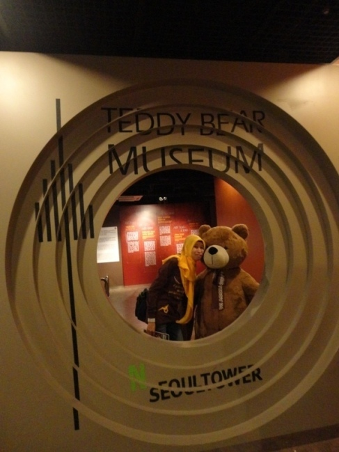 Teddy Bear Museum, Namsan Seoul Tower (24 Juni 2013)