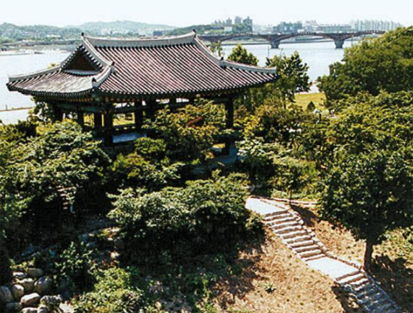 Mangwon Pavilion