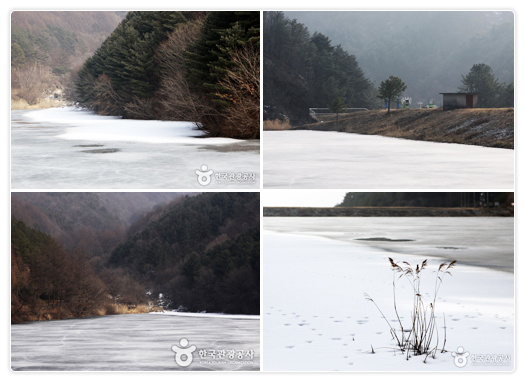 Jangam Reservoir, Pucheon-si, Gyeonggi-do