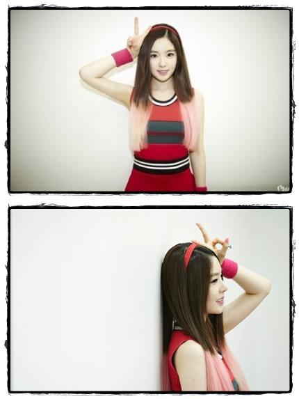 Irene Red Velvet (photo source : Red Velvet Official Fanpage)