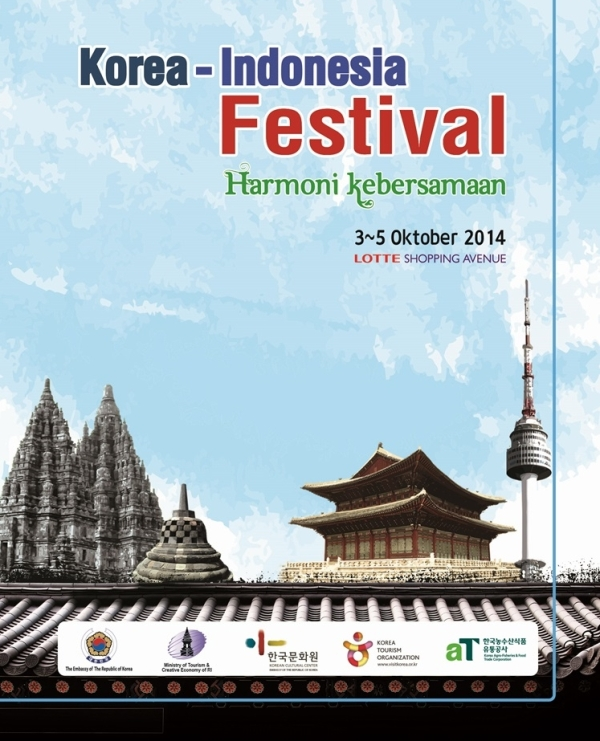 Korea-Indonesia Festival 2014 (photo source credit to : KCC)