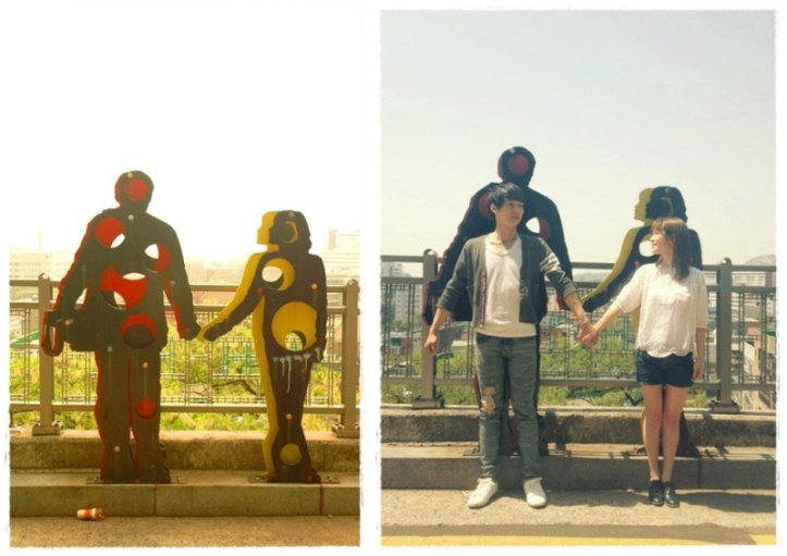 Rooftop Prince (photo source credit to : visitseoul)