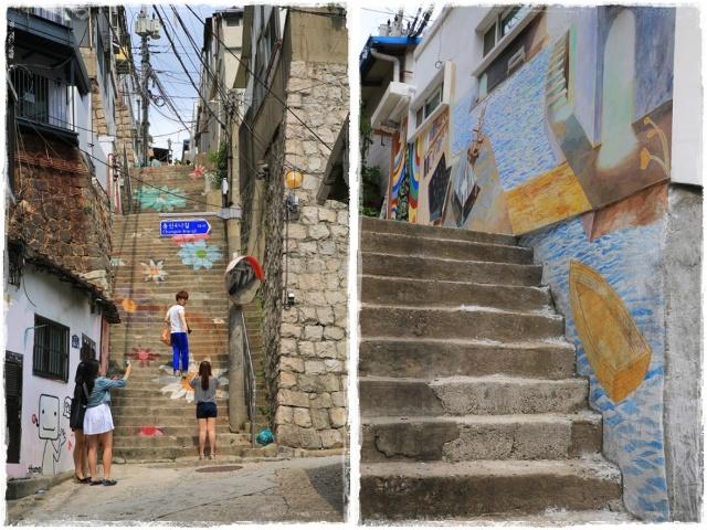 Ihwa Village (photo source credit to : http://kidsfuninseoul.wordpress.com)