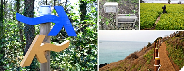 Jeju Olle Trail (photo source credit to : jeju.go.kr)