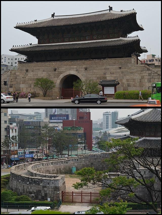 Heunginjimun/Dongdaemun gate, Seoul