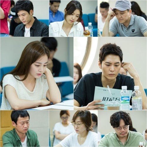 Script reading Yong Pal