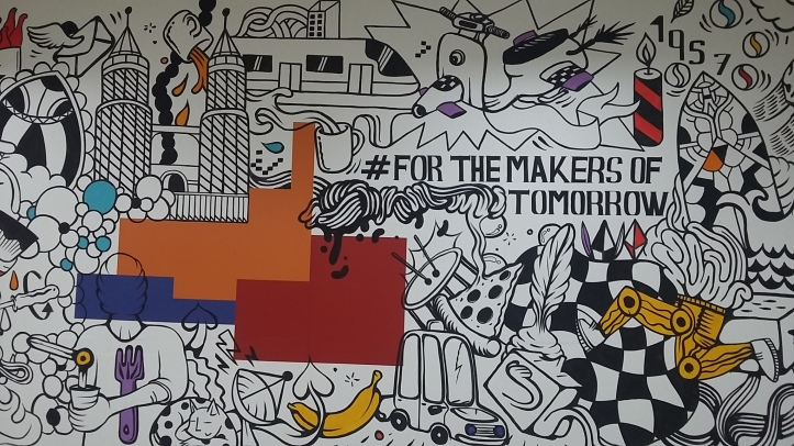 #FOR THE MAKERS OF TOMORROW