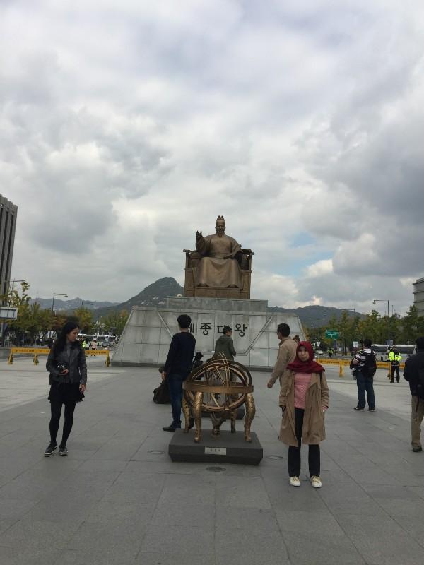 [Seoul2016] 3rd : Downtown of Seoul ~ Gyeongbokgung